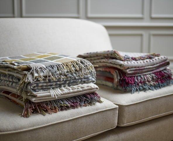 famous brand wool throw, wool throw, moon fabric furniture