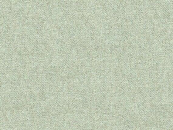 arran sage wool, herringbone upholstery fabric