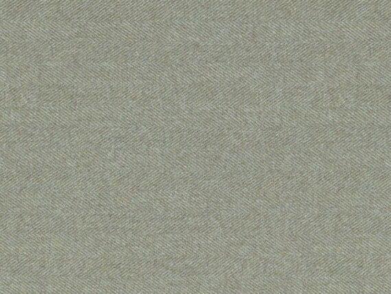 little moreton hall sage fabric, moon wool