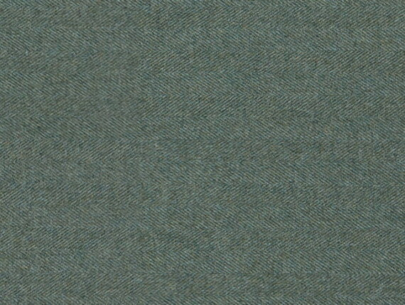 arran teal wool