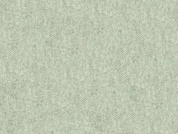 arran grey wool, herringbone upholstery fabric