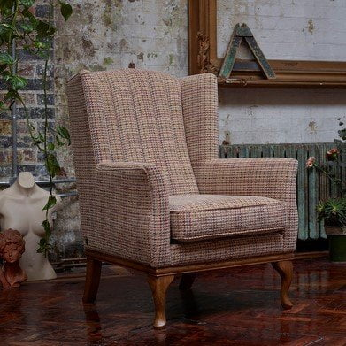 Blakeney Armchair - Wood Bro Furniture Upholstery Collection