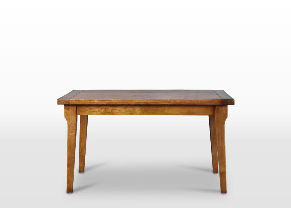 Chatsworth end extending dining table wood bros - Extending wood dining table ...