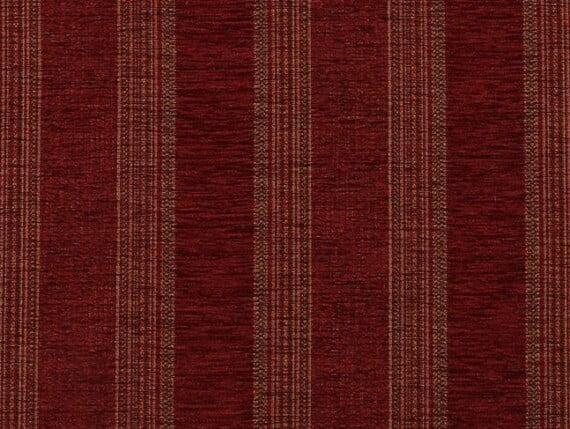 Claret Stripe fabric, stripe fabric