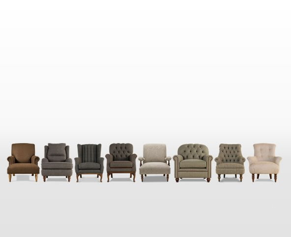accent armchairs