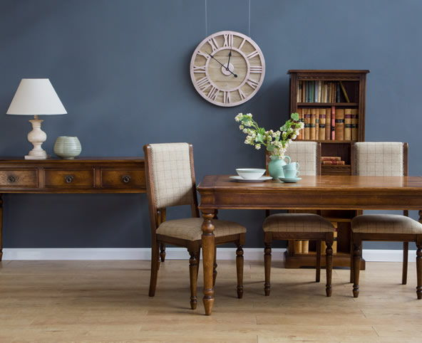 Rochford dining collection, complete the look, oak dining