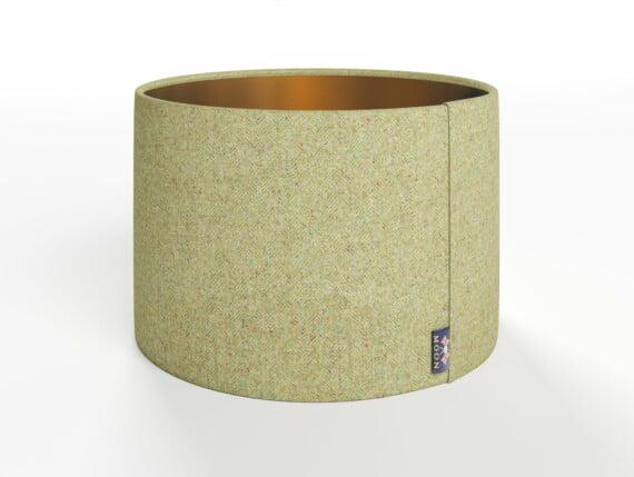 Abraham Moon Fleck Lichen Lamp Shade - Copper