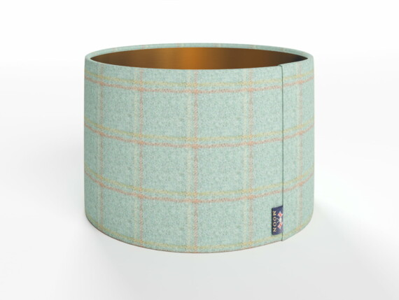 Abraham Moon Elgin Sage Lamp Shade - Copper