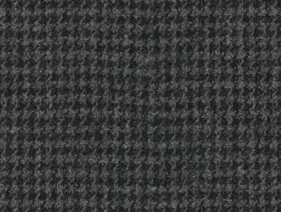 Harris Tweed Houndstooth Smoke