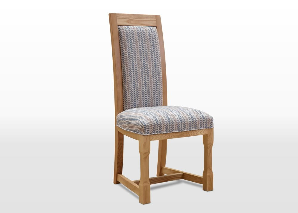 Frame dining chair front