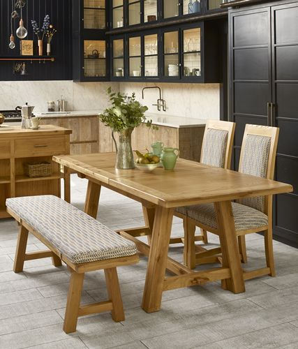 Frame Dining from Wood Bros