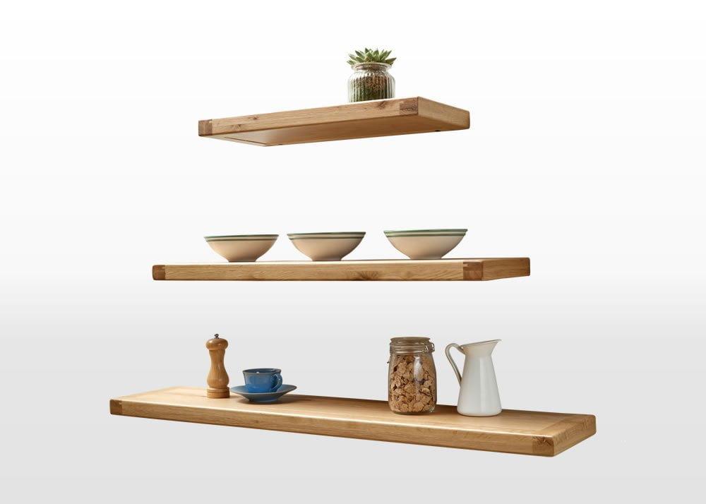 3 shelves frame