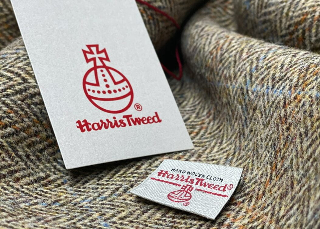 Harris Tweed Authority, Harris Tweed Label, Genuine Harris Tweed