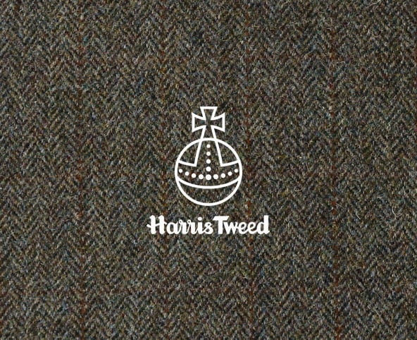 Harris Tweed Forest, furniture upholstery fabric