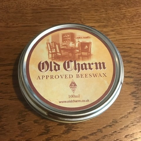 furniture care, Old Charm Beeswax
