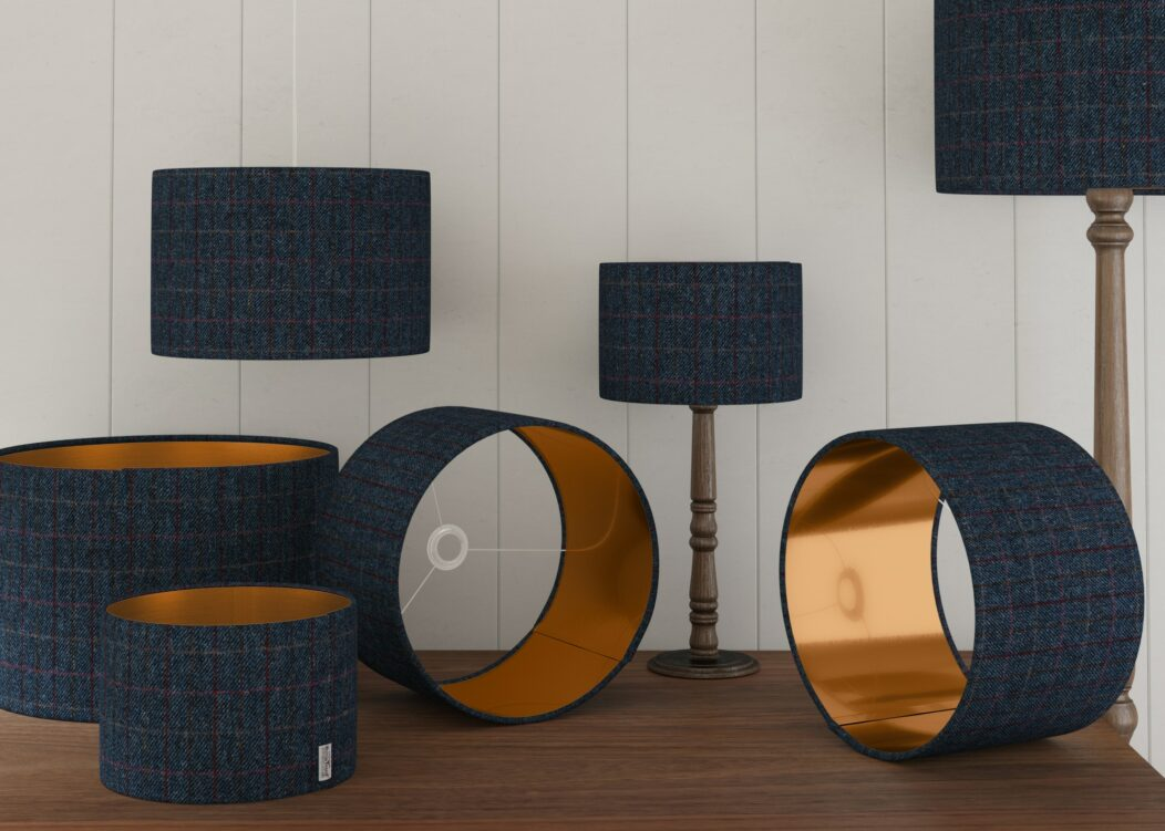 Wood Bros Lampshade Proportion