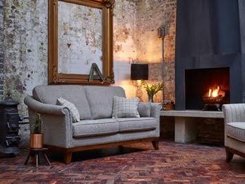 modern living room decor weybourne sofa collection
