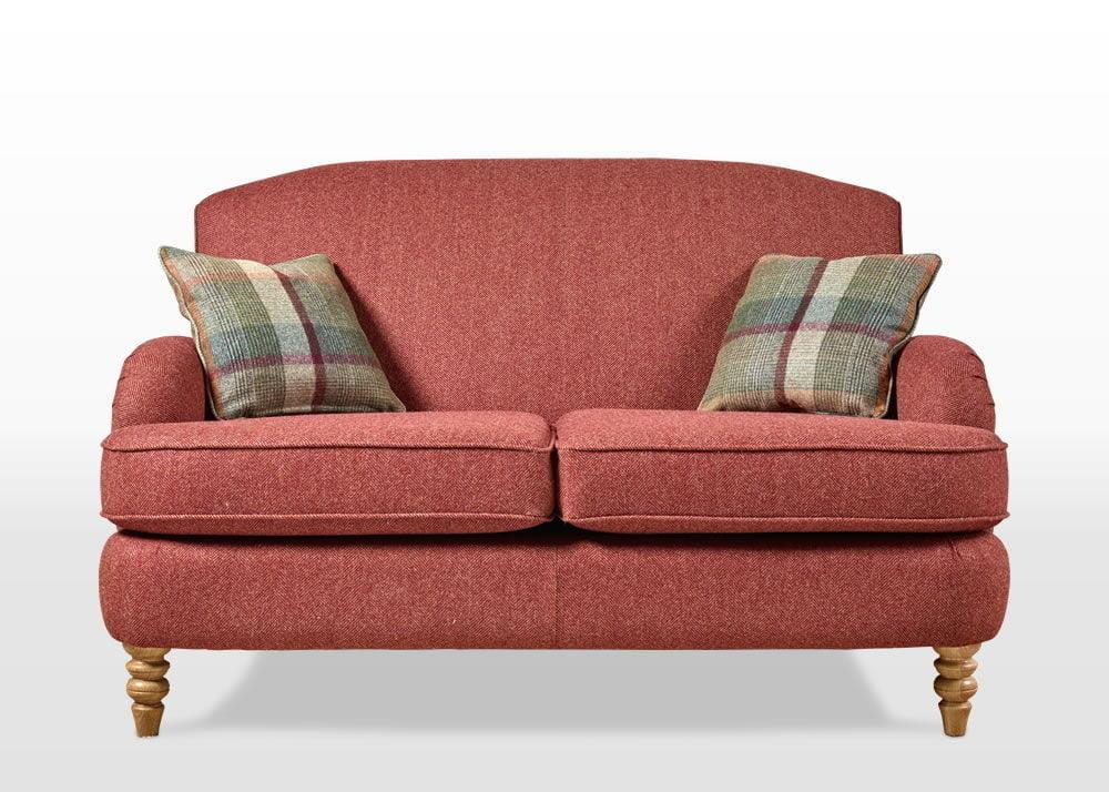 malham compact 2 seater sofa wood bros. Black Bedroom Furniture Sets. Home Design Ideas