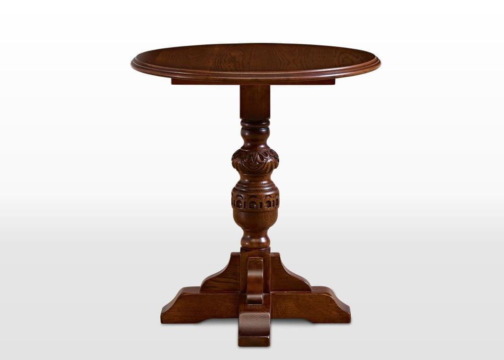 British Design Old Charm Wine Table