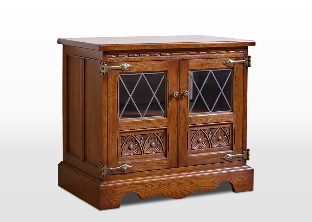 Old Charm Tv Cabinet Wood Bros
