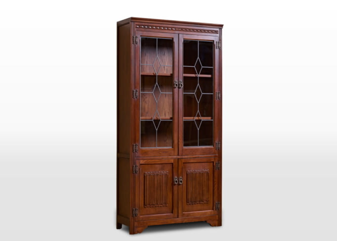 Old Charm Furniture Collection Old Charm Bookcase