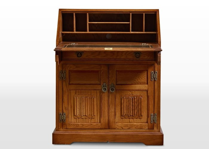 Old Charm Rose Bureau Wood Bros