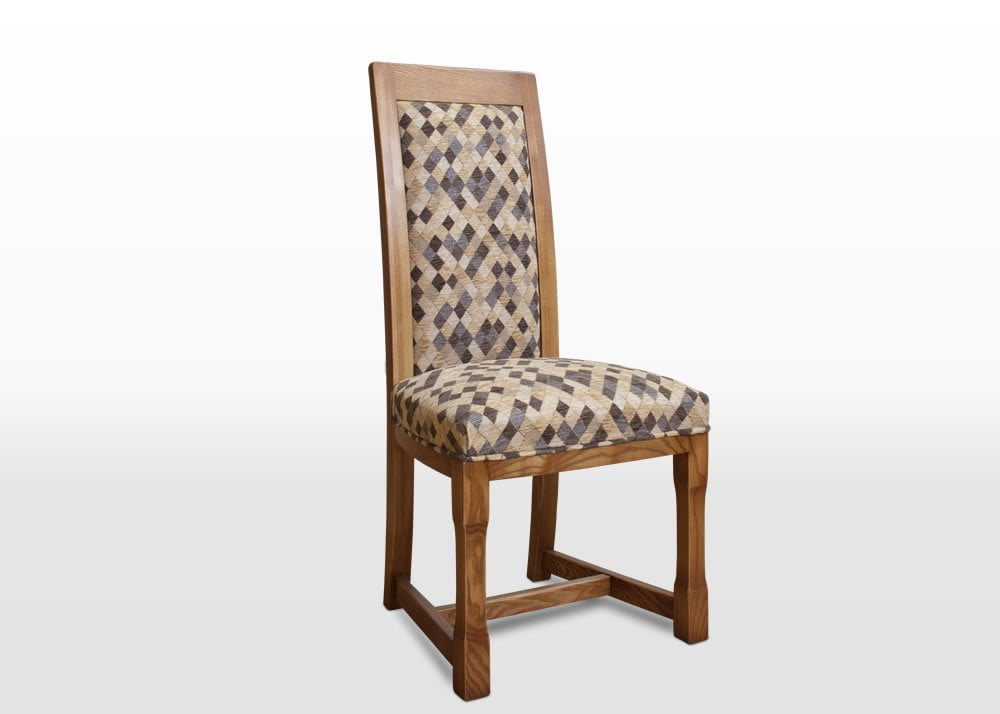 Wood Bros Dining Chair Image