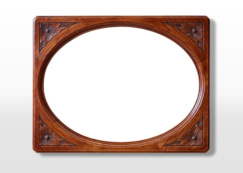 OC2990 Oval Mirror