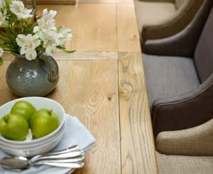 Old Charm Fumed Oak Promotion Wood Bros - At clearance prices hertford dining set by wood bros old charm