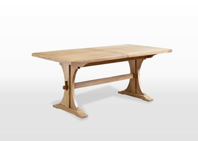 Old Charm 6ft Lichfield Dining Table Wood Bros