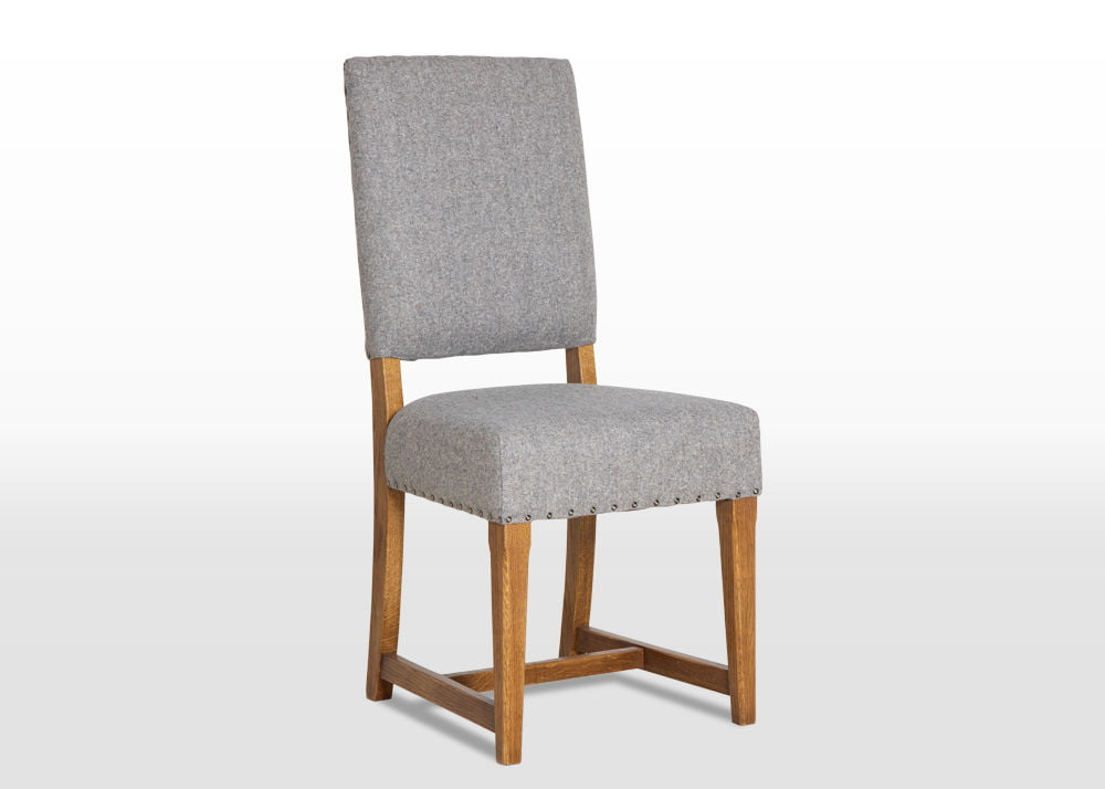 Wood Bros Dining Chair in Vintage Classic head on image