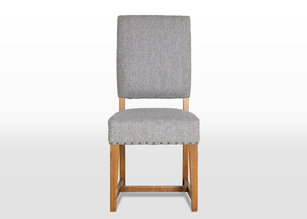 Lichfield Grey Chair, Grey Dining Chair