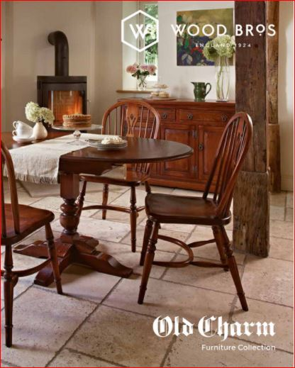 Old Charm Furniture Collection Brochure