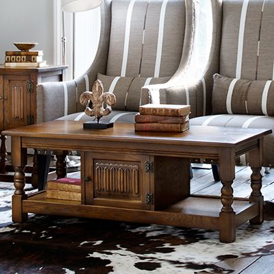 Old Charm Coffee Tables
