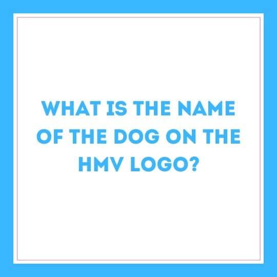 Karen Quiz HMV