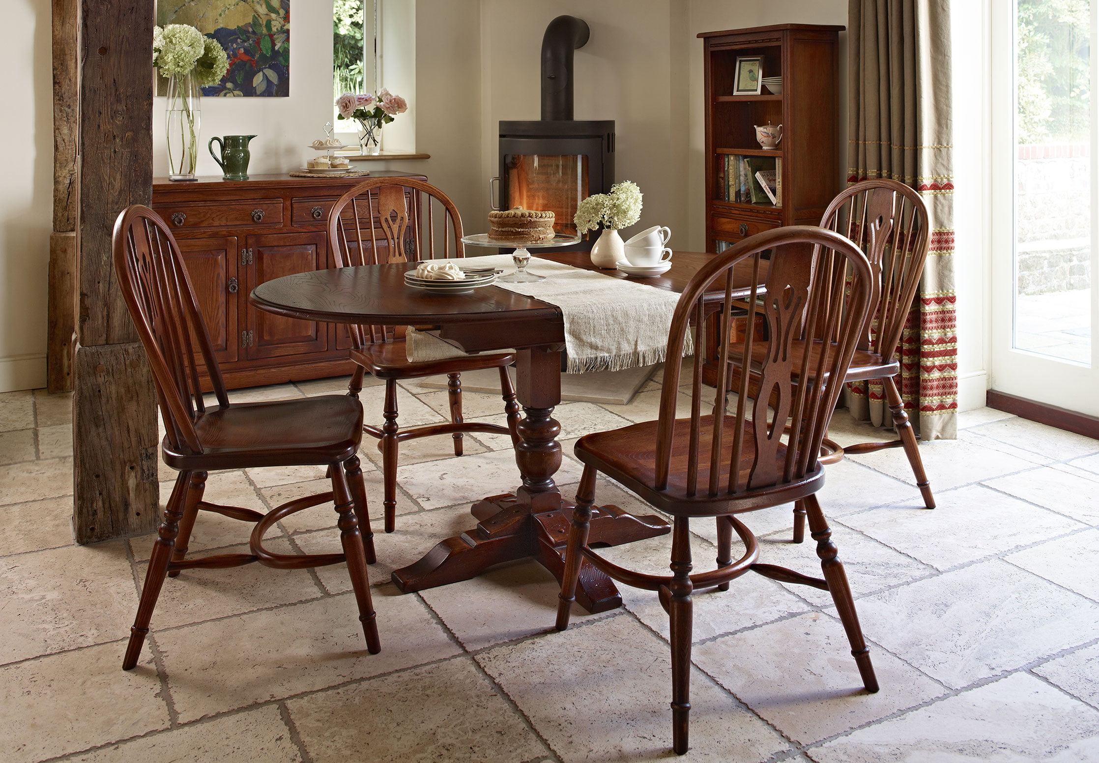 Old charm furniture collection   wood bros