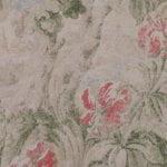 Raphaella Olive fabric, flower fabric