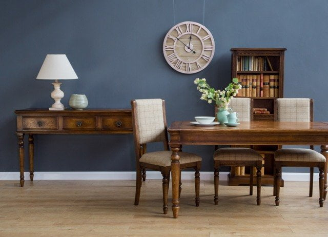 Rochford Dining Group Wood Bros Old Charm