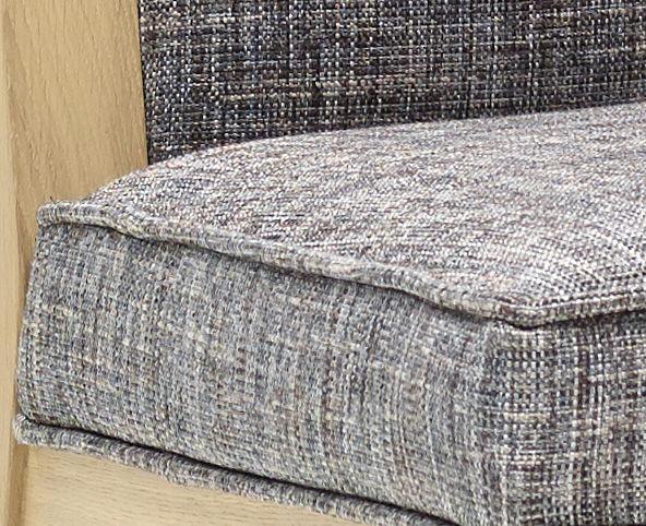 Oskar upholstered dining chair comfort