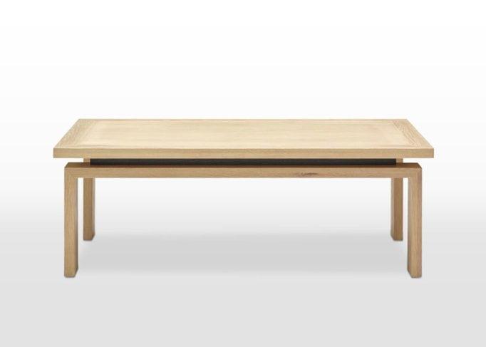 oskar coffee table front width