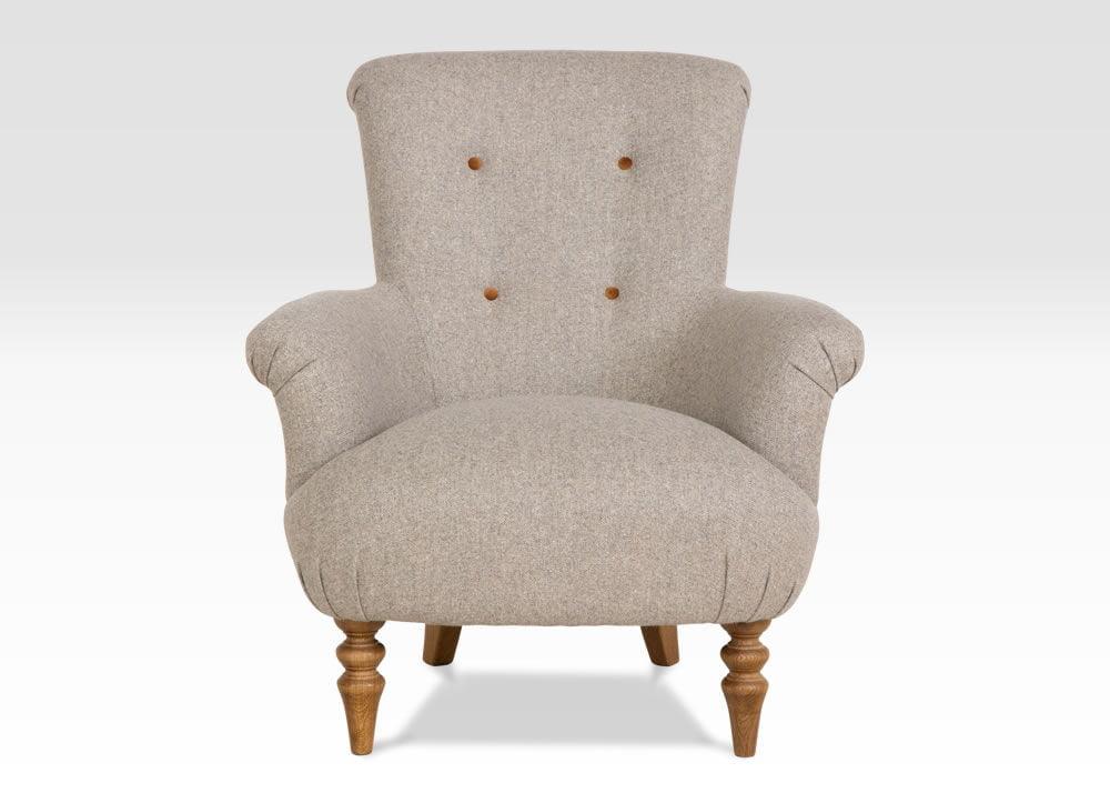 Designer Buttons, Designer Armchairs