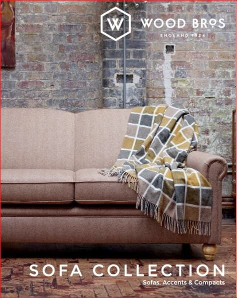 Sofa And Armchair Collection Brochure