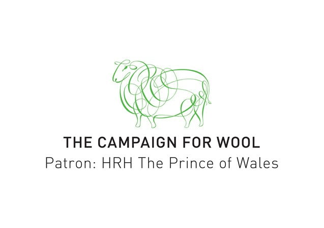 campaign for wool logo, love wool, british wool