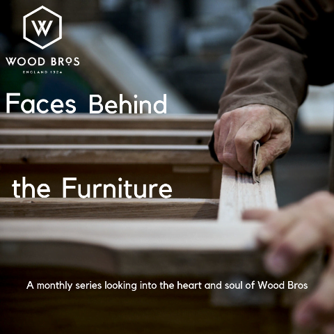 The Faces behind the Furniture: James – Design