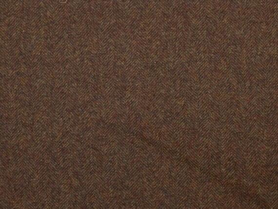 Twill Moss Moon Furnishing pure wool fabrics, herringbone upholstery fabric, moss herringbone
