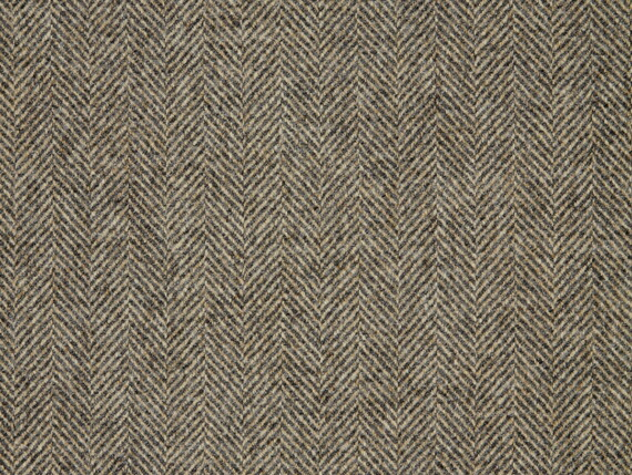 herringbone light grey cloud, herringbone grey wool, herringbone grey fabric