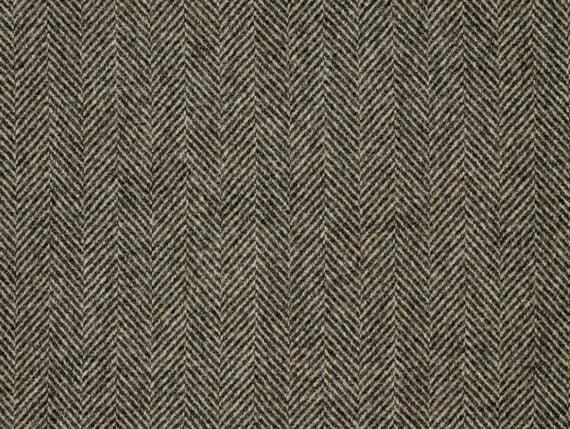 herringbone charcoal lead, herringbone charcoal wool, herringbone charcoal fabric, dark grey fabric