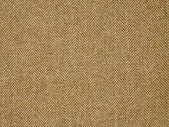 Herringbone Mustard Camel, herringbone mustard wool, herringbone mustard fabric