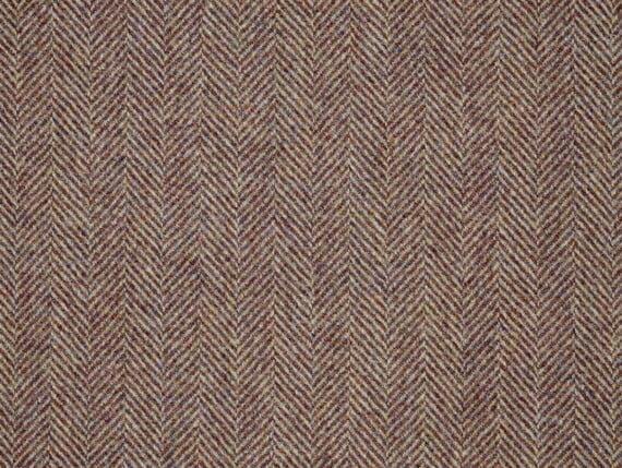herringbone grape grape, herringbone grape wool, herringbone grape fabric