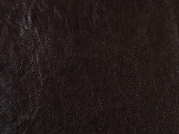 Veneto Dark Brown Hide, dark brown leather